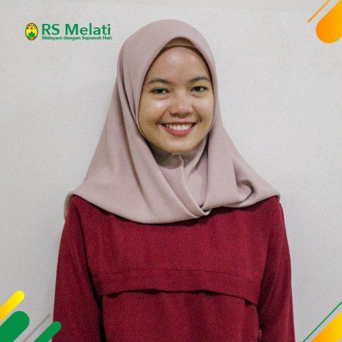 Azizah Baity Ali, S.Tr.Ft