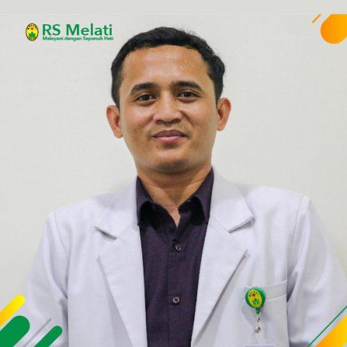 Dr. Johan Heri Pratikno