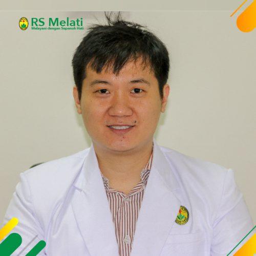 Drg. Kendrick Kodir, Sp.Pros
