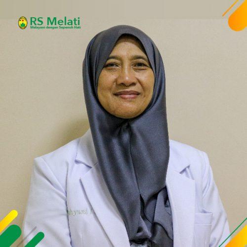 Dr. Wahyuni,Sp.B